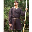 Huntingdon Medieval Brown Under Tunic – S/M