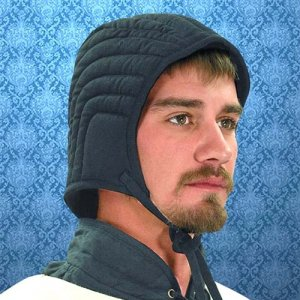 Quilted Arming Cap - Small