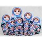 Art Doll 20pc. - 14""