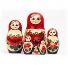 Nolinsk Doll 6pc. - 4.5""