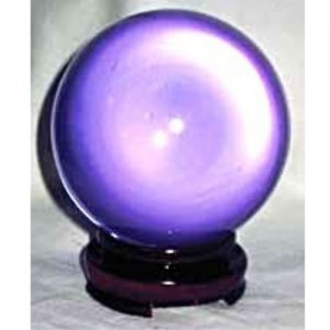 Alexandrite Crystal Ball - 80mm