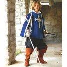 Velvet Lined Musketeer Tabard for Children