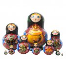 Samovar Doll 10pc. - 5""