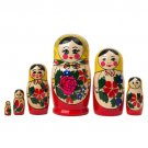Semenov Doll 6pc. - 5""
