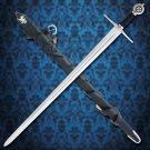 Sword of Robert the Bruce – Sharpened