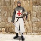Templar Quartered Surcoat – L/XL
