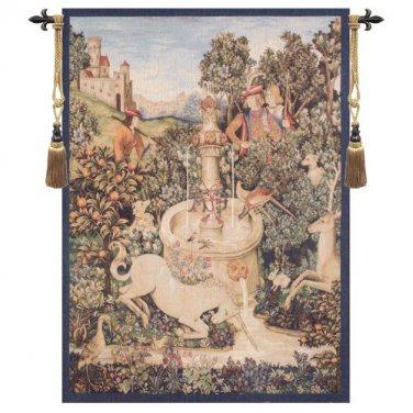Licorne A La Fontaine I - H 58 x W 43