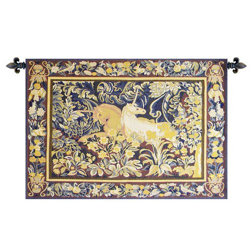 Unicorns Verdure - H 26 x W 36