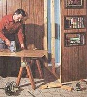 Practical Handbook Of Carpentry by R De Cristoforo Repairs Building Furniture Vintage 1969 HC Book
