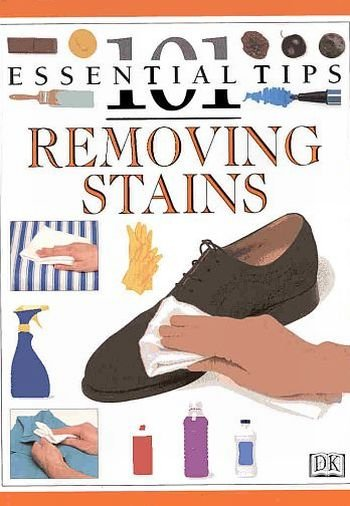 101 How-To Remove Stains by Cassandra Kent Compact Household Encyclopedia Save Money Time SC Book