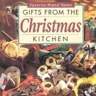 Favorite Brand Names Gifts From The Christmas Kitchen Holiday Season Recipes With Color Photos