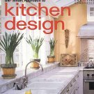 New Smart Kitchen Design Approach by Susan Maney Tips Planning Remodeling Trends Products SC Book