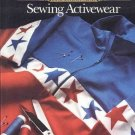 Singer Reference Home Library Activewear Layout Cut Fit Smocking Quilting HC Book