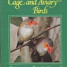Breeding Cage Aviary Birds by Dr Matthew Vriends Canaries Budgerigars Finches Soft Bills 1st HC Book