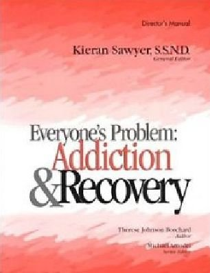 Everyone�s Problem Teen Addiction & Recovery by T.J. Borchard Alcohol Drugs Tobacco Food SC Book