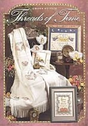 Threads Of Time Cross Stitching Special Memories Moments Designs Patterns Projects HC Book