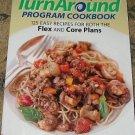 Weight Watchers Turn Around Program by Jean Nidetch WW Flex Plan Core Plan SC Cookbook