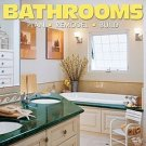 Creative Homeowner Bathroom Plan Remodel Build by Creative Homeowner Press Editor SC Book