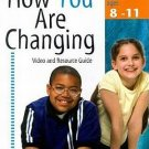 Boys How You Are Changing Grades 4 To 6 by Roger Sonnenbert One Video Resource Guide Boxed Tapes VHS