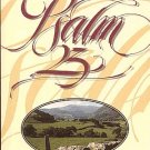 The Song Of A Passionate Heart Psalm 23 by David Roper Hope And Rest From The Shepherd HC Book