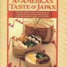 An American Taste Of Japan by Elizabeth Andoh Japanese Cooking Style Cookbook