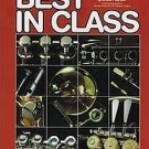 Alto Saxophone E Flat Best In Class Book 2 Comprehensive Band Method by Bruce Pearson SC Book