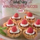 Weight Watchers Annual Recipes For Success 2004 Nutrient Analysis Diabetic Exchange HC Cookbook