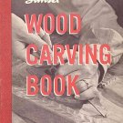 Sunset Wood Carving by Doris Aller 25 Projects Start- From-Scratch Chisel Hammer 1965 SC Book