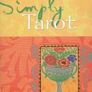 Simply Tarot by Leanna Greenaway 6 Spreads Reverse Meanings Use A Regular Deck SC Book