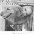 Pets and Their 90 Celebrities by Christopher Ameruoso Drawings Songs Anecdotes HC Book