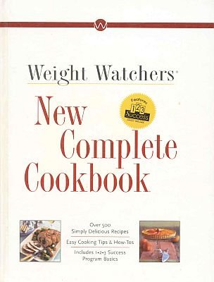 Weight Watchers New Complete 500+ Recipes POINTS PLUS COMPATIBLE Cookbook
