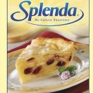 Splenda No Calorie Sweetener Think Sugar Say Splenda Sweet Cravings Recipes Exchanges HC Cookbook