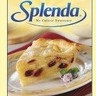 Splenda No Calorie Sweetener Think Sugar Say Splenda Sweet Cravings Recipes Exchanges HC Cookbook