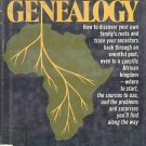 Black Genealogy by Charles Blockson with Ron Fry Afro African Americans Genealogy HCDJ Book