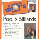 Complete Idiot's Guide Pool & Billiards Ewa Mataya Laurance 19-Time Pro Billiards Winner SC Boolk