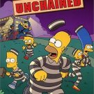 Simpsons Comics Unchained by Matt Groening 2001 First Edition SC Comic Book