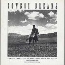 Cowboy Dreams: Cowboy Nostalgia, Photographs From The Range by Richard Collins (Editor) HVDJ Book