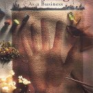Crafting As A Business by Wendy Rosen Ins Outs of Setting Up And Running A Business SC Book