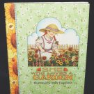 Mary Engelbreit's Booklet She Who Loves A Garden Illustrated by Mary Englebreit HC DJ Book