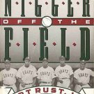 Get That Nigger Off The Field Black Ballplayers History Negro Leagues by Art Rust Jr. SC Book