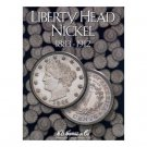 HARRIS FOLDER - LIBERTY NICKELS - 1883-1912 - SLOTS FOR A COMPLETE COLLECTION