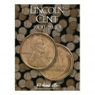 HARRIS FOLDER - LINCOLN CENTS - BOOK 1 - 1909-1940