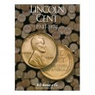 HARRIS FOLDER - LINCOLN CENTS - BOOK 2 - 1941-1974