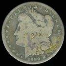 1890-CC 1890CC MORGAN DOLLAR - 90% SILVER - G6 DETAILS - G NET