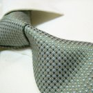 100% silk green tie SW2768