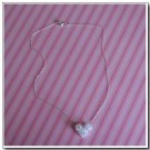 Puffy Heart Necklace - Small