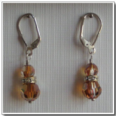 Double Rounds Earrings