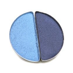 STILA BOREALIS Eyeshadow Duo Pan with Refillable Compact