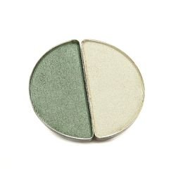 STILA SEAFOAM Eyeshadow Duo Pan with Refillable Compact