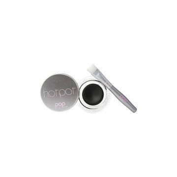 Pop Beauty HOT POT Liner BLACKED OUT w/brush